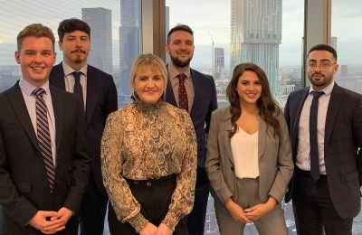 Douglas Scott Recruitment strengthen their national recruitment team with new hires