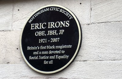 Honouring Britain's first black Magistrate