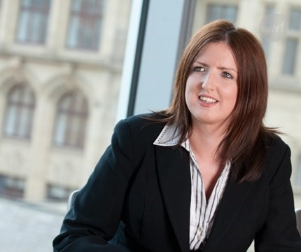 Head of the Road Haulage & Logistics group at DWF, Vikki Woodfine